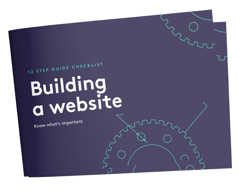 Building a website and know what's important