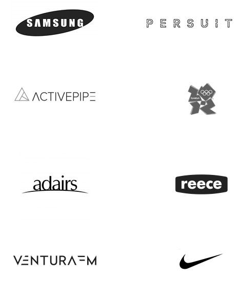 client logos mobile